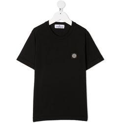 21SS 여성 체스트 로고 패치 티셔츠 741620147 V0029