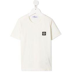 21SS 여성 체스트 로고 패치 티셔츠 741620147 V0001