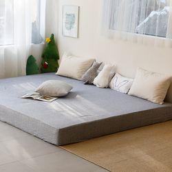 더블샵 먼지걱정없는 패밀리 침대 매트리스 커버