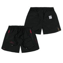 21SS TECH SHORT PANTS BLACK