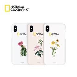 내셔널지오그래픽 아이폰6 플라워 슬림핏 솔 타입 케이스