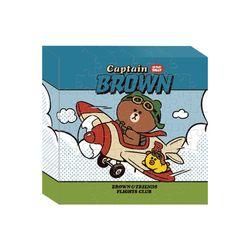 56피스 캔버스 직소퍼즐 라인프렌즈 캡틴 브라운