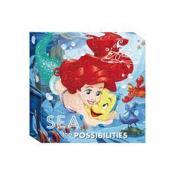 56피스 캔버스 직소퍼즐 인어공주 바다속 친구