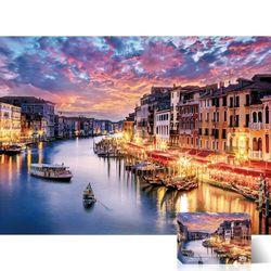 500피스 직소퍼즐 물의 도시 베네치아 TPD05-1022