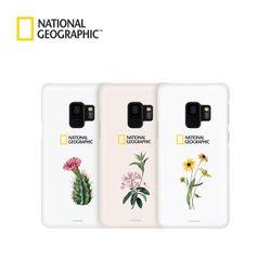 내셔널지오그래픽 갤럭시S8+ 플라워 슬림핏 솔 타입 케이스