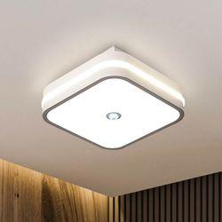 심폴 LED 현관 센서등 20W