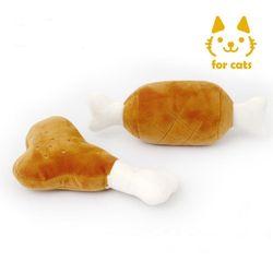 펫모닝 바베큐 고양이 냥이 캣닙 장난감