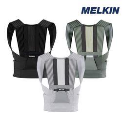 [리퍼] 멜킨스포츠 리얼핏 더 프로 바른자세고정밴드 어깨 허리