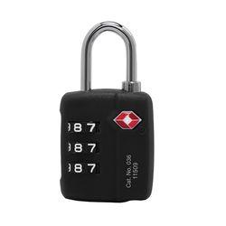 트래블블루 036 TSA 자물쇠 블랙