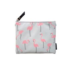 오그램 ogram - flamingo pouch (Medium size) 파우치