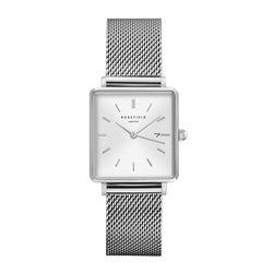 Boxy - Silver(mesh)