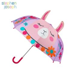 3D팝업 우산 - 라마