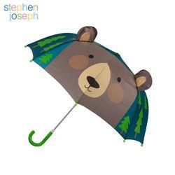 3D팝업 우산 - 베어