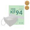 국내필터 KF94 지원정 새부리마스크 중형 화이트 100매(25매입)