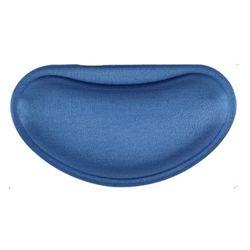 컴스 마우스손목보호대 패브릭커버 젤타입 파랑