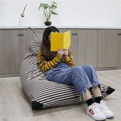 1인용 좌식 쇼파 소파 리클라이너 안락 빈백 1인 의자