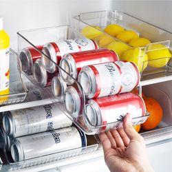 냉장고맥주트레이바스켓(대형)