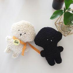 날아라미쎄스깡 DIY 반려인형 몽몽이 2종세트 강아지장난감
