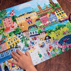 코펜하겐 1000피스 직소퍼즐