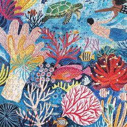 산호초 1000피스 직소퍼즐