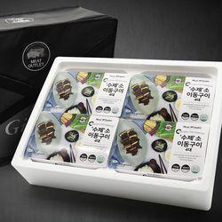 [무료배송] 수제 소 이동구이 선물세트 2.2kg