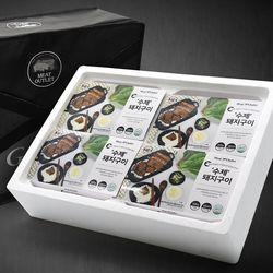 [무료배송] 수제 돼지구이 선물세트 2kg
