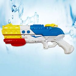 펌프형 물총 익스트림 워터건 수영 물놀이 장난감