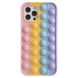 아이폰6 팝잇 뽁뽁이 푸쉬팝 커버 실리콘 케이스 P613