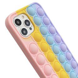 아이폰7플러스 팝잇 뽁뽁이 실리콘 케이스 P613