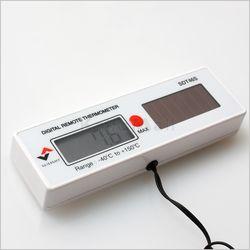 국산 쏠라 냉장고 온도계(SDT46S) - 방수 태양열
