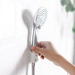 인블룸 간편 흡착식 욕실 샤워기 거치대 홀더