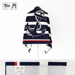 송월 썸머마린76 비치타월(76x152cm) 바스타올