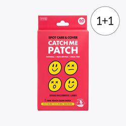 캐치미패치 트러블 스팟패치 60매+60매 (총 120매)