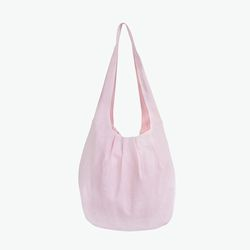 Gwanyu shoulderbag-Pastel pink