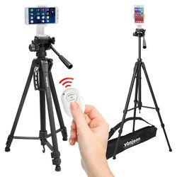 VT-356 스마트폰 삼각대 + VCM-W563G 거치대 + S3 리모컨 SET