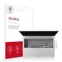 스코코 갤럭시북 15 키보드 보호필름