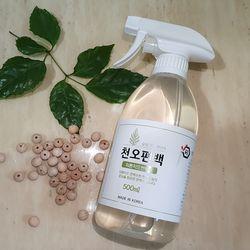 천오편백 피톤치드 편백나무 원액 편백수 스프레이 탈취제 500ml