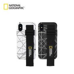 내셔널지오그래픽 아이폰7+ 스트랩 더블 프로텍티브 로고 케이스