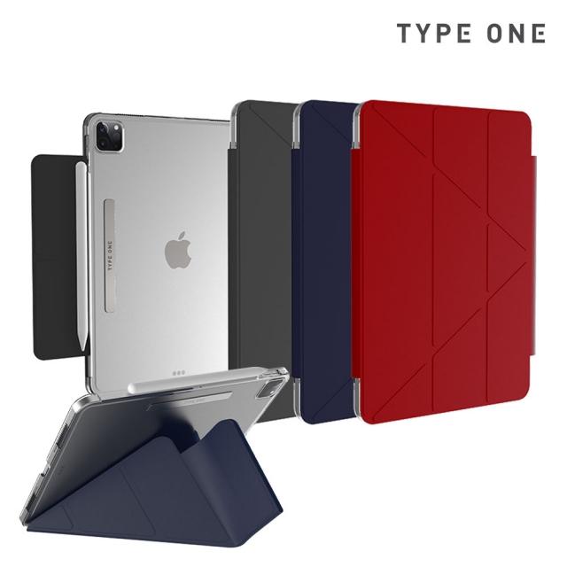 아이패드 프로 5세대 12.9인치 케이스 타입원 M1 Y커버 클리어 할인