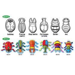 반제품 3D곤충 DIY KIT(50개)