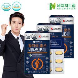 조아제약 네이처드림 비타민B 컴플렉스 3박스(총 3개월분)