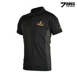 726 기어 폴로 베트남 기능성 티셔츠 (블랙)