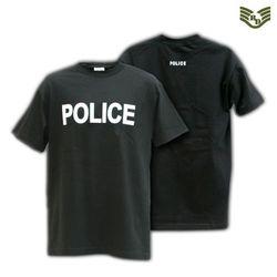 라피드 도미넌스 폴리스 티셔츠 (블랙)