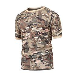 네오 택티컬 반팔 티셔츠 Ver-2 (Multicamo)