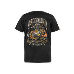 726 기어 셈퍼 피델리스 반팔 티셔츠 (블랙)