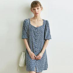 FLOWER MINI OPS [BLUE]