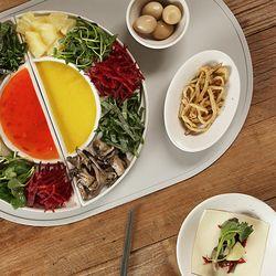 보니토 실리콘 식탁매트 4color 선택