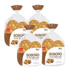 [삼립]한아름 땅콩소보루빵 10입 4봉(총 40입)소보로빵