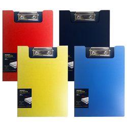 오피스존 HD 칼라 덮개 클립보드 A4 파일 레포트화일