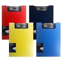오피스존 HD 칼라 덮개 클립보드 A5 파일 레포트화일